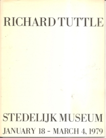 Catalogus Stedelijk Museum 648: Richard Tuttle.
