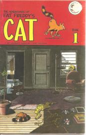 Fat Freddy's Cat book 1