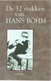 """Böhm, Hans: """"De 32 stukken van Hans Böhm""""."""