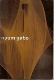 Catalogus Stedelijk Museum 378: Naum Gabo.