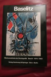 Baselitz: Werkverzeichnis der Druckgrafik Band II 1974-1982