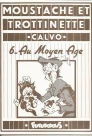 "Calvo: ""Moustache et Trottinette"", 6"