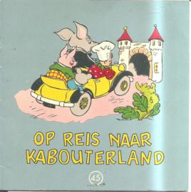 Flipje van Tiel: Op reis naar Kabouterland
