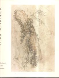 Schröder, Sierk: tekeningen studies schetsen (gesigneerd, met opdracht)
