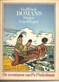 """Bomans, Godfried: """"De avonturen van Pa Pinkelman""""."""
