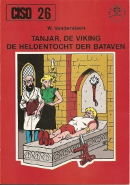 Ciso 26: Tanjar, de Viking.
