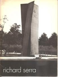 Catalogus Stedelijk Museum 627: Richard Serra