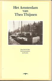 Baar, Peter-Paul de: Het Amsterdam van Theo Thijssen