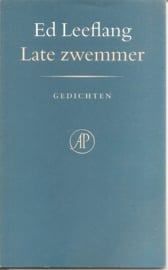 Leeflang, Ed: late zwemmer