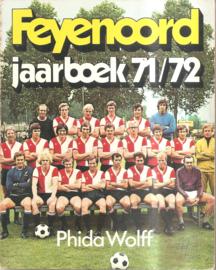 Wolff, Phida: Feyenoord jaarboek 71 / 72