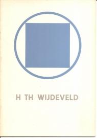 Catalogus Stedelijk Museum 109: H. Th. Wijdeveld; 50 jaar scheppend werk.