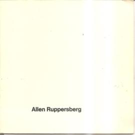 Catalogus Stedelijk Museum 548: Allen Rupersberg