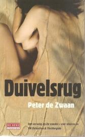 """Zwaan, Peter de: """"Duivelsrug""""."""