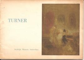 Catalogus Stedelijk Museum, zonder nummer: Turner.
