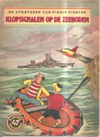 Pinkie Pienter 47: Klopsignalen op de zeebodem