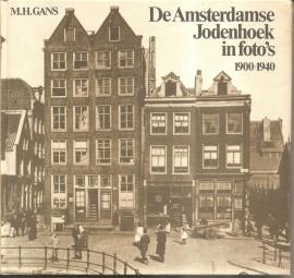 "Gans M.H.: ""De Amsterdamse Jodenhoek in foto's""."