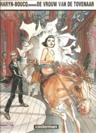 Wordt Vervolgd Novellen: Boucq - De vrouw van de tovenaar
