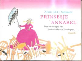Schmidt, Annie M.G.: Prinsesje Annabel