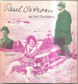 Citroen, Paul: Paul Citroen en het Bauhaus