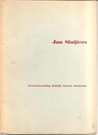 Catalogus Stedelijk museum zonder nummer: Jan Sluijters (gereserveerd)