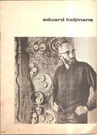 Catalogus Stedelijk Museum 295: Eduard Heijmans (gesigneerd)
