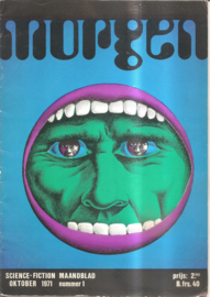 Morgen: Science Fiction Maandblad nrs. 1, 2 en 3 (alles wat verscheen?)