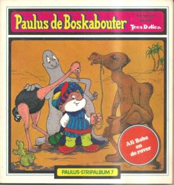 Paulus de Boskabouter: Ali Baba en de rover