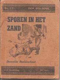 Dick Bosch: Sporen in het zand