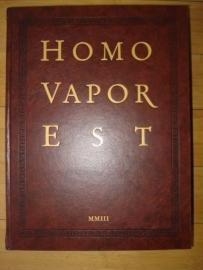 """Toorn, Joost van den: """"Homo Vapor Est""""."""