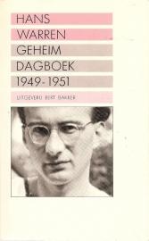 "Warren, Hans: "" Geheim Dagboek 1949-1951"" ."