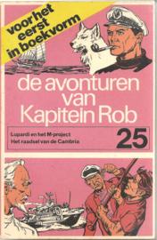 Kapitein Rob 25 (Skarabee)