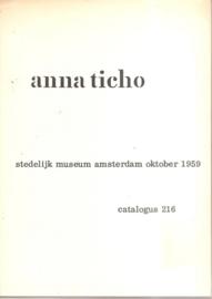 Catalogus Stedelijk Museum 216: Anna Ticho.