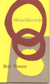 Voeten, Bert: Menselijkerwijs