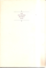 Henkels, F.R.A. : De dichter kookt pap
