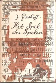 Greshoff, J.: Het Spel der Spelen