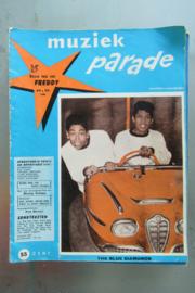 Muziekparade; complete jaargang 1963