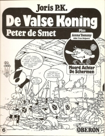"Oberon Zwartwit Reeks 06: ""De valse Koning""."
