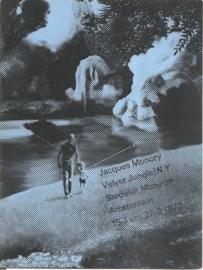 Catalogus Stedelijk Museum 516: Jacques Monory.