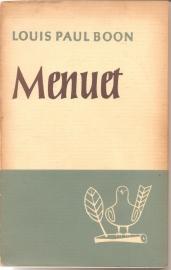 """Boon, L.P.: """"Menuet`. (nog niet te bestellen)"""