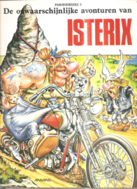 Asterix-parodie: Isterix