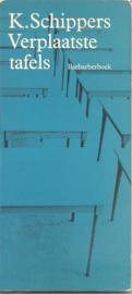 Schippers, K.: Verplaatste tafels