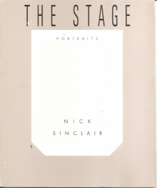 "Sinclair, Nick: ""The Stage: Portraits`."