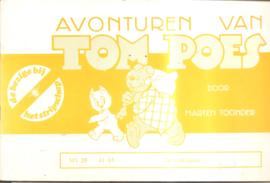 Tom Poes (Bezige Bij / Stripschap) MV 25: De watergeest