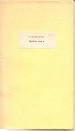 """Speciaal voor U 1959 (""""Een geschenk van het Rotterdamsch Parool"""")"""