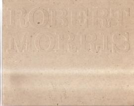 Morris, Robert: catalogus Tate Gallery, 1971