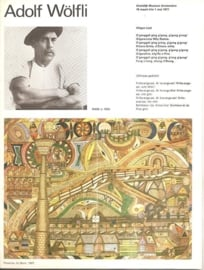 Catalogus Stedelijk Museum 618: Adolf Wölfli