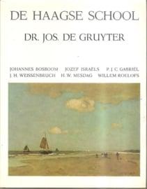 "Gruyter, dr. Jos de: ""De Haagse school"". (2 delen)"