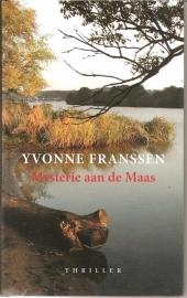 """Franssen, Yvonne: """"Mysterie aan de Maas`."""