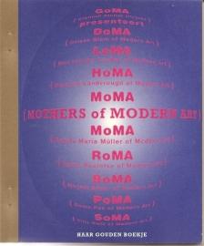 Mothers of Modern Art: haar gouden boekje.