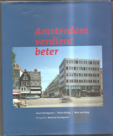 Brinkgreve, Geurt e.a.: Amsterdam verdient beter